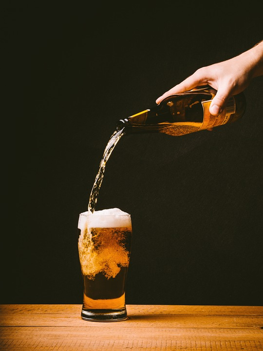 We're Number!!....5?  The States That Drink The Most Beer