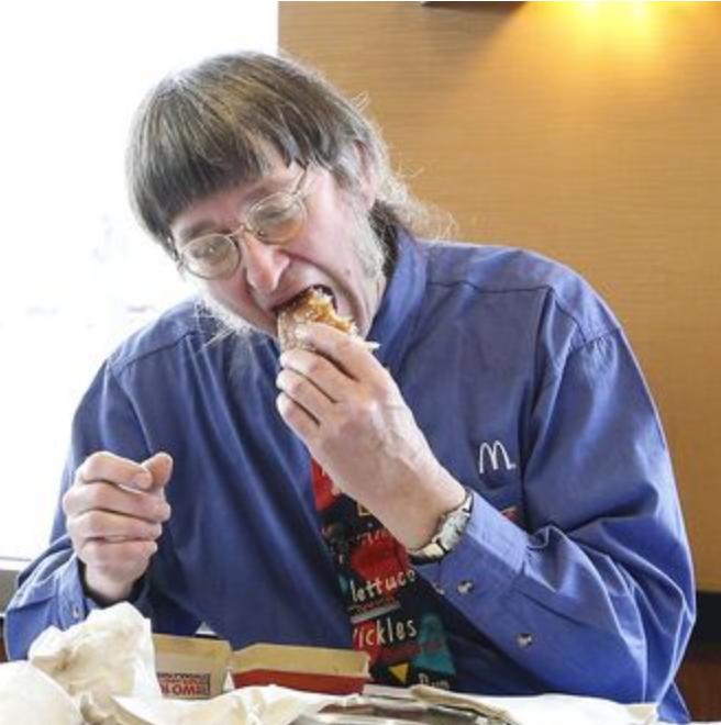 Wisc. McDonald's Lover Has Now Eaten 30K Big Macs In His Life