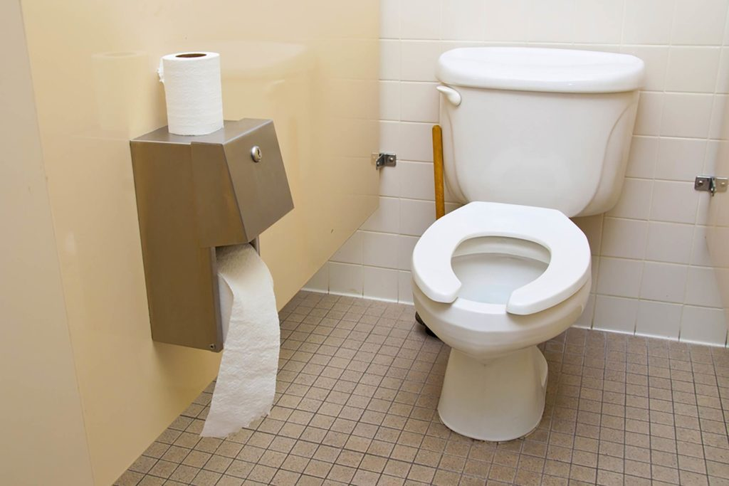 Wisc. Man Arrested After Intentionally Clogging Toilets at Community Center