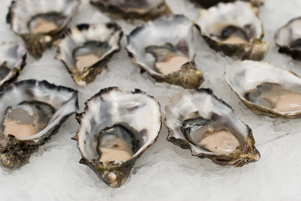 Couples Who Eat Seafood Have More Sex