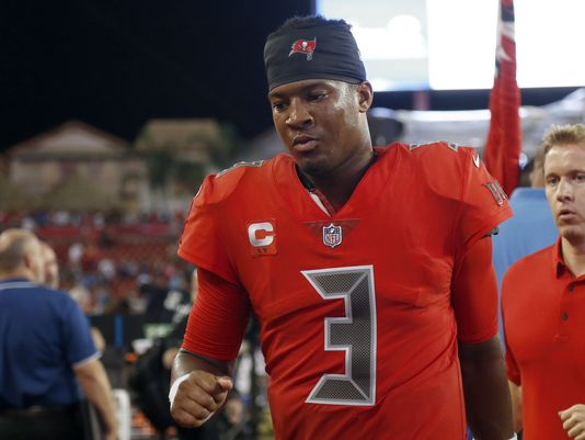 Jameis Winston Suspended for Three Games, Apologizes for Uber Incident