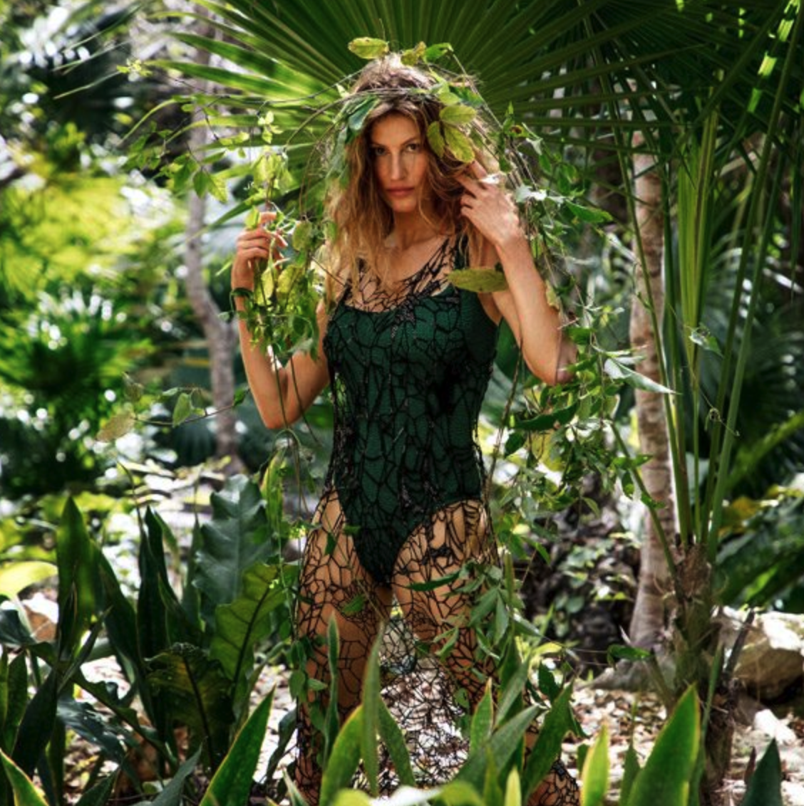 Gisele Bundchen Shows Off Her Flawless Bikini Body for the July Issue of VOGUE
