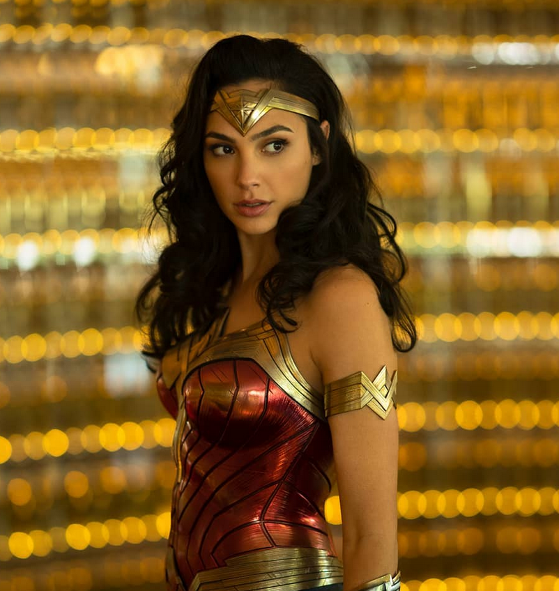 Gal Gadot Tweeted a Pic of Her Look in 'Wonder Woman 1984' and She's Hotter Than Ever