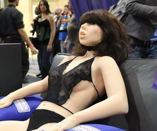 New Sex Robot Turns Down Steamy Romps if It's Not in the Mood