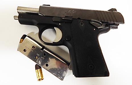"Illinois Woman Gets Two Years For Hiding Gun In ""Hoo Hoo"""
