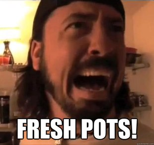 Dave Grohl LOVES Coffee