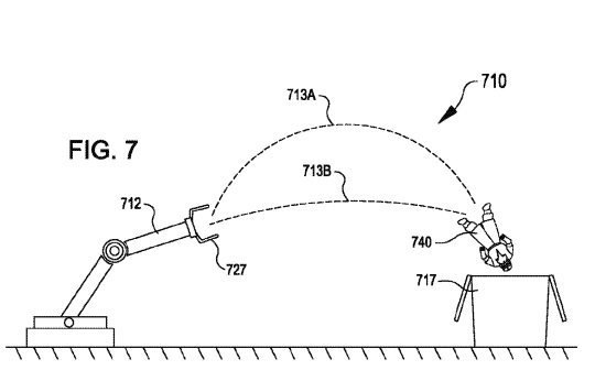 Amazon Has A Patent On A Dwarf Tossing Robot