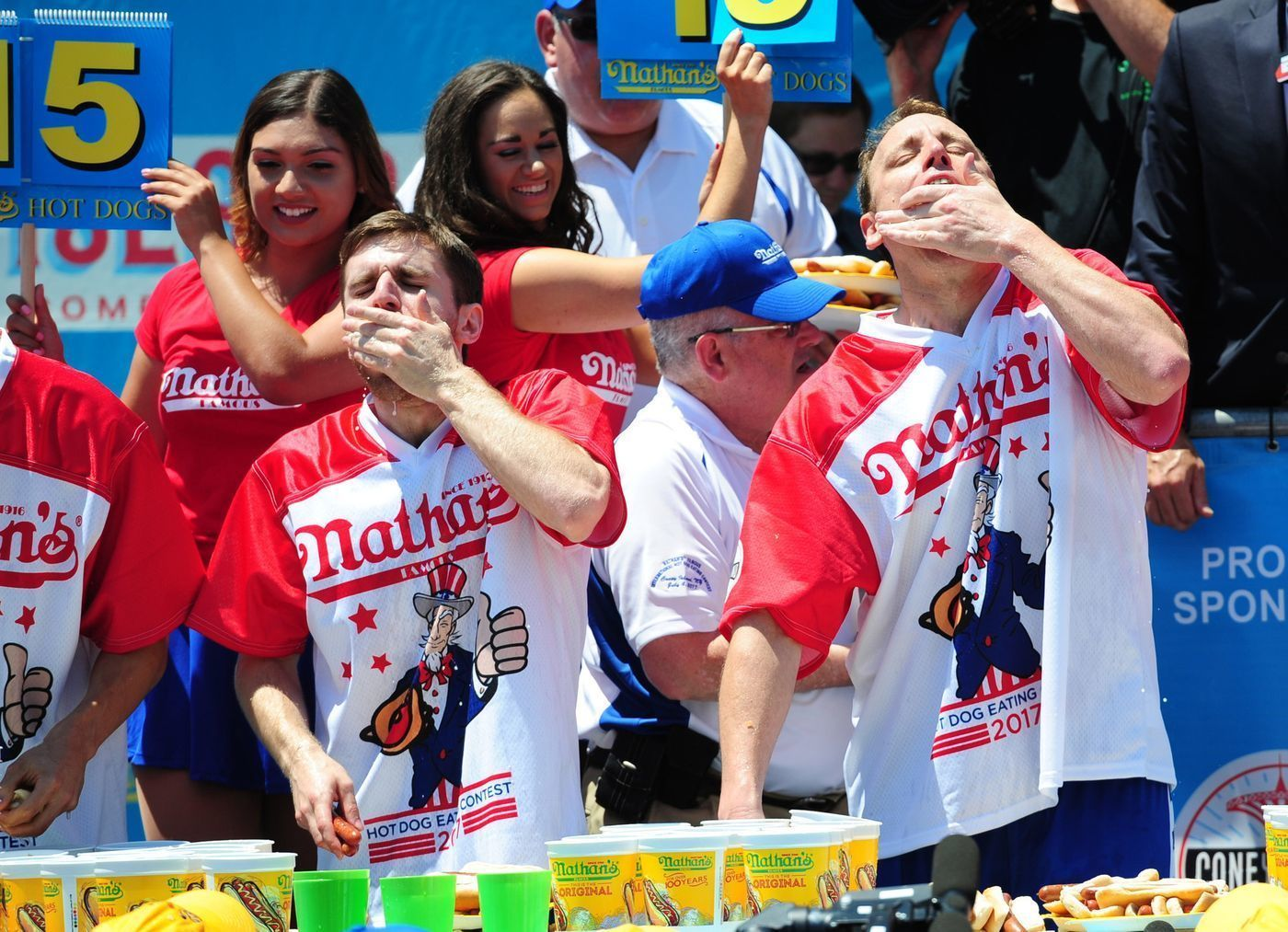 Your Body After 70 Hot Dogs: Competitors and Doctors Dish on Nathan's Contest Side Effects