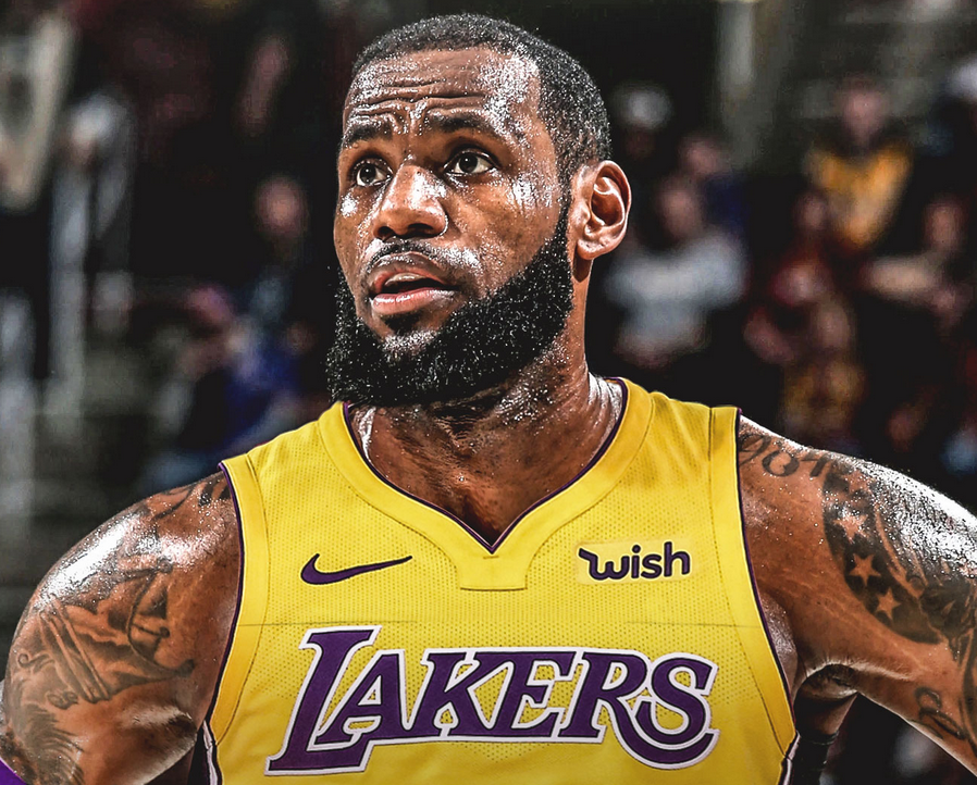 LeBron James Wants to Win Title with Lakers Then Retire