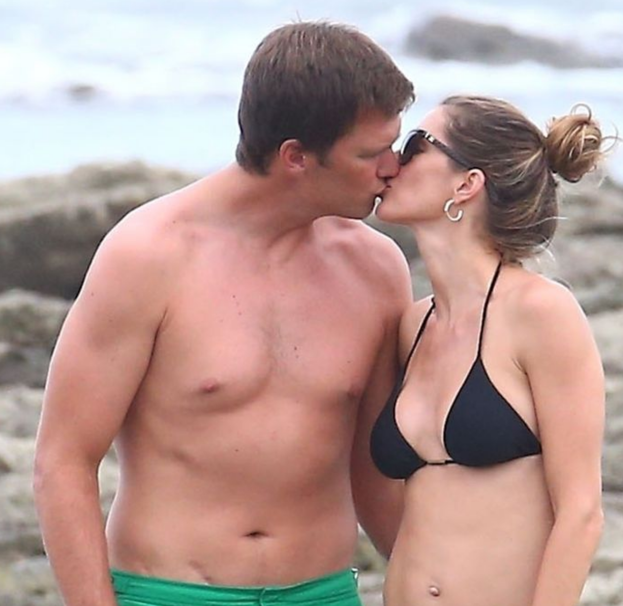 Tom Brady Body-Shamed After Shirtless Photo Reveals He Doesn't Have Six-Pack