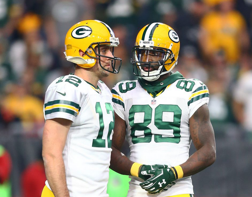 Aaron Rodgers Reveals Teammate James Jones Will Be Breaking News of the QB's New Contract