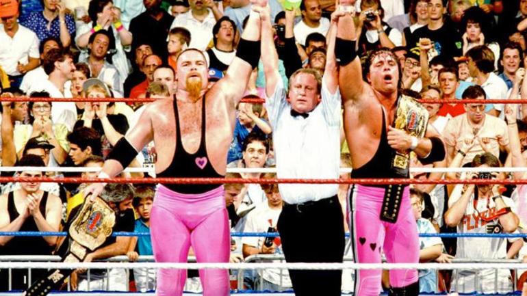WWE Wrestling Legend Jim 'The Anvil' Neidhart Dead at 63
