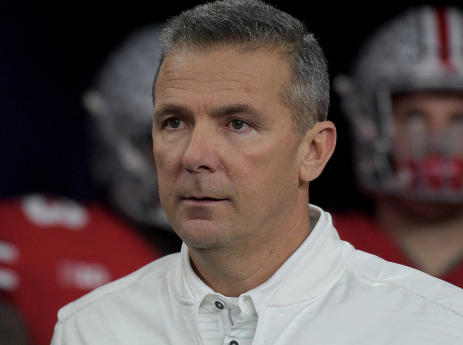 Ohio State's Urban Meyer Placed on Paid Administrative Leave