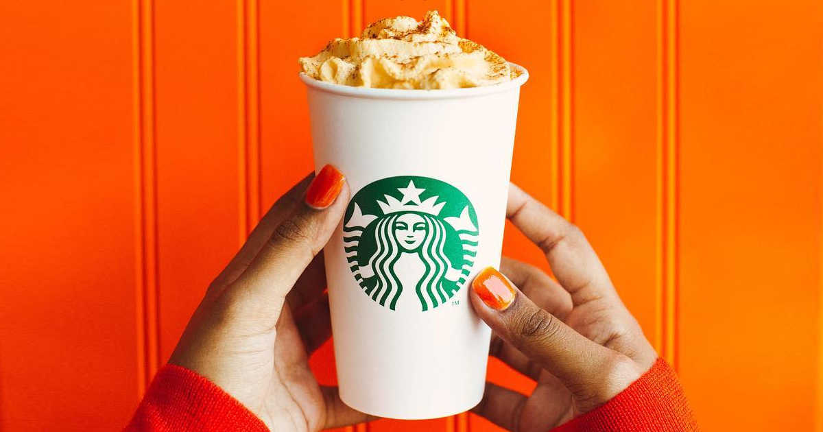 How Much Sex Does It Take to Burn Off a Starbucks Pumpkin Spice Latte?