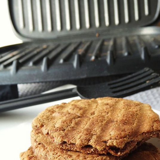 Naked Man Starts House Fire While Baking Cookies on George Foreman Grill