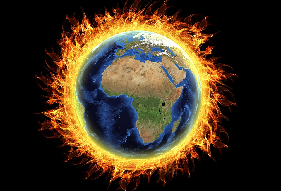 UN Global Warming Report: The World Is Coming To An End
