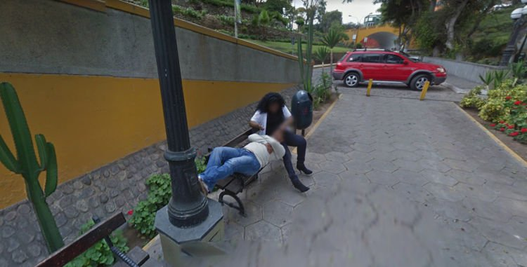 Man Divorces Wife After Seeing Her With Another Man on Google Street View