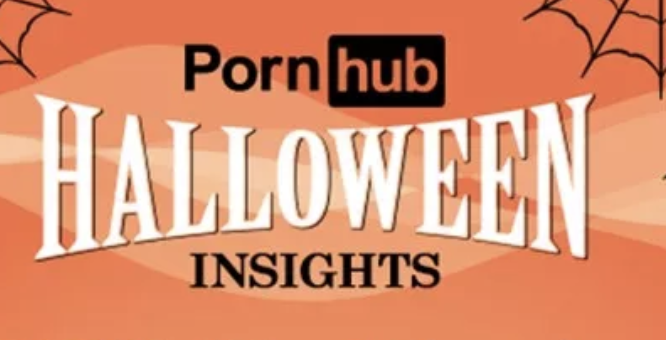 PornHub Has Released the Top Halloween Porn Searches for 2018