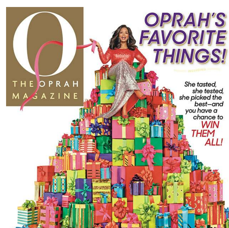 Oprah's 2018 Favorite Things Are Here: A Breakdown of Her $13K Holiday Gifts