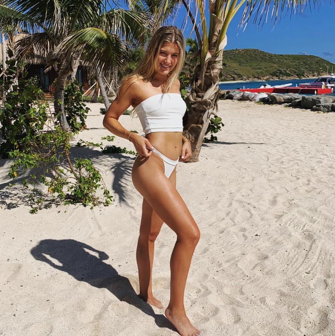Genie Bouchard Flashes Her Bikini Body on Instagram [SFW PICS]