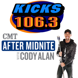 CMT After Midnight with Cody Alan