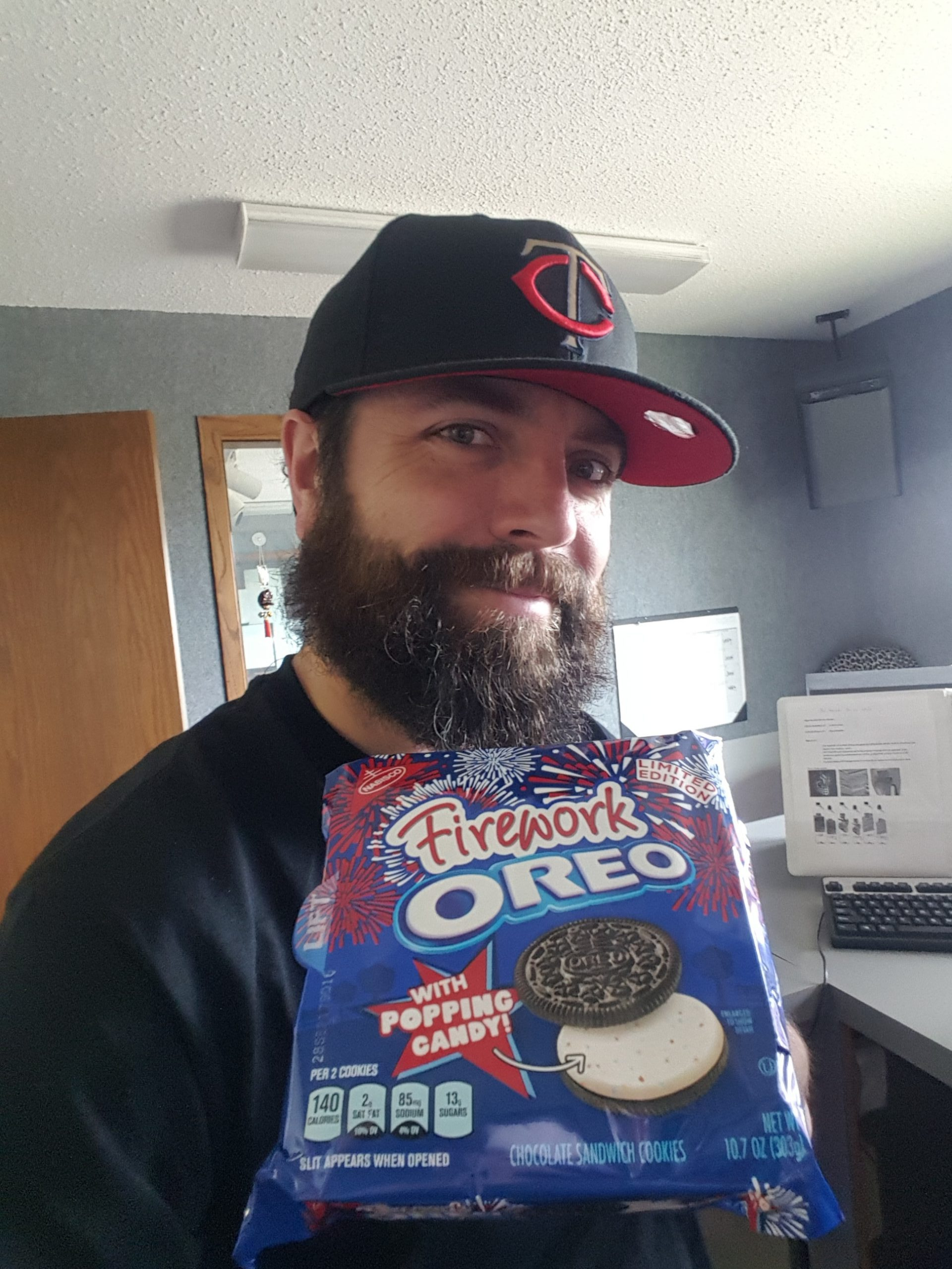 Firework Oreos, Do They Really Pop In Your Mouth?