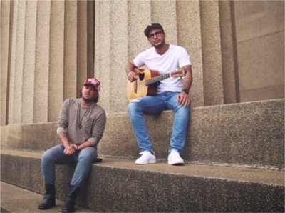Love and Theft Stand Up For Manchester