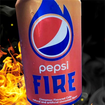 Pepsi Introduces New Cinnamon Flavored Soda