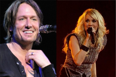 Keith And Carrie Clean Up At CMT Awards