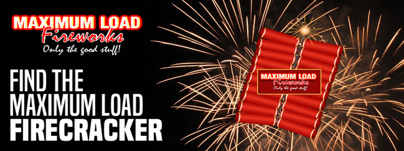 Find the Maximum Load Firecracker