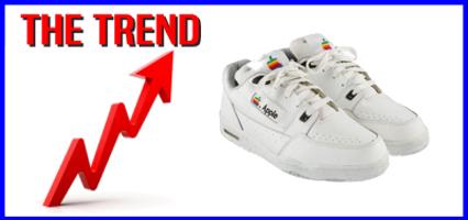 The KICKS 106.3 Morning Trend: $30,000 Sneakers?