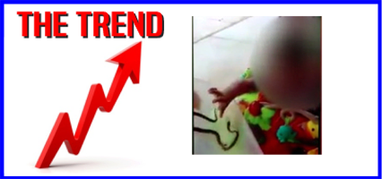 The KICKS 1063 Morning Trend: Mom Allows Snake To Bite Child!
