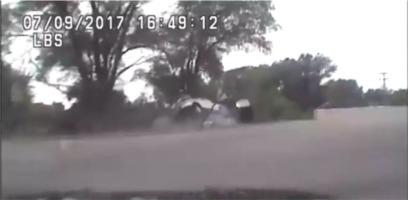La Crosse Police Release Video Of Swift Creek Crash