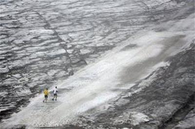 Receding Swiss Glacier Reveals Couple Frozen 75 Years