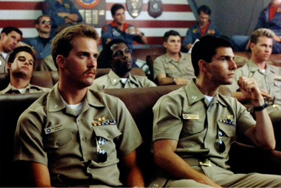 """Realease Date for """"Top Gun 2"""" Set, Goose Wants Back In!"""