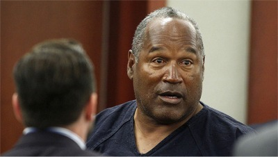 O.J. Simpson's NFL Pension Paid Him More Than $400,000 While in Prison