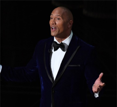 Fan Officially Registers The Rock to Run for President in 2020