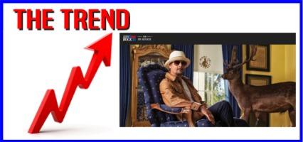 The KICKS 106.3 Morning Trend: Senator Rock?