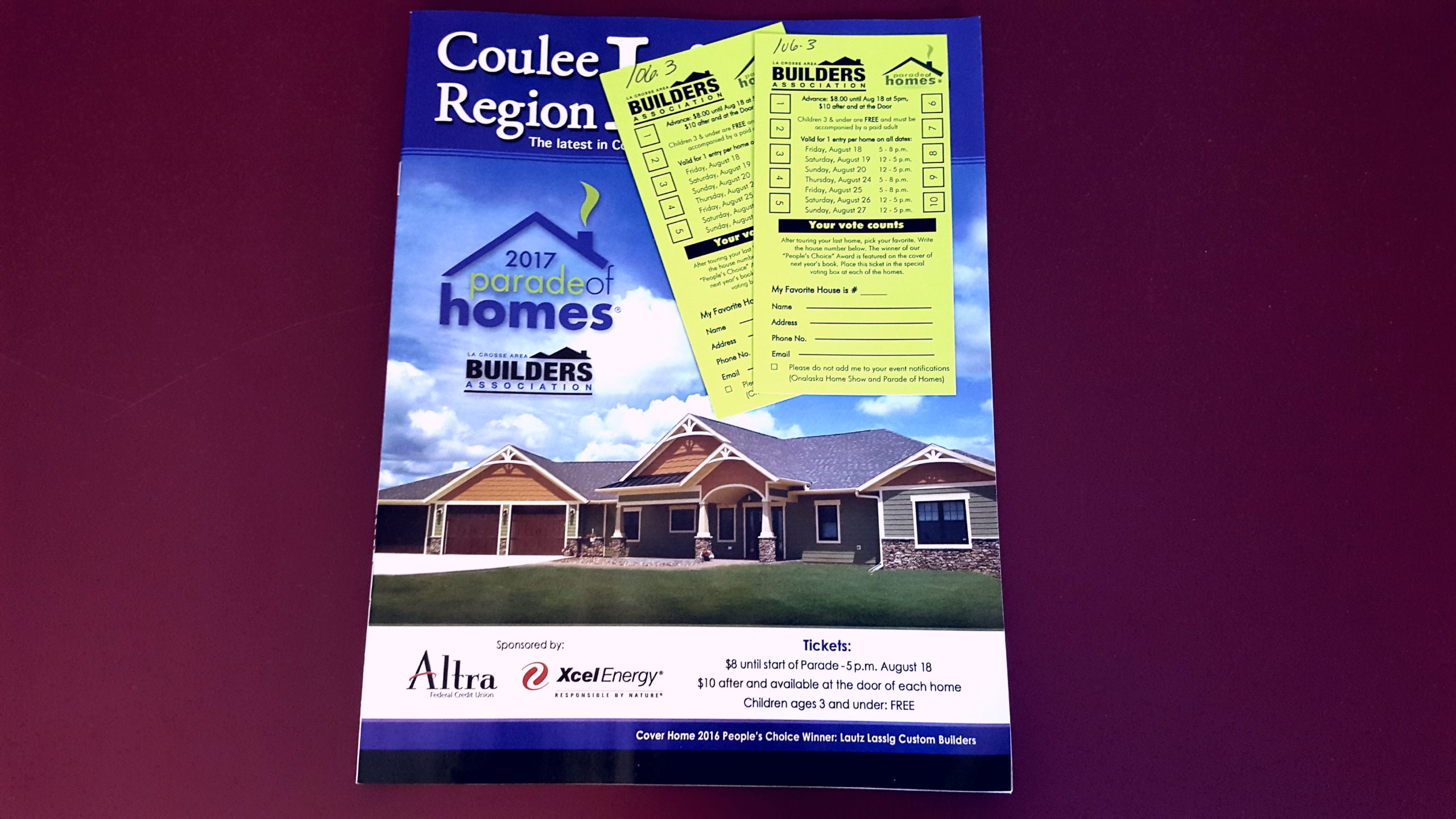 Win LABA Parade Of Homes Tickets!