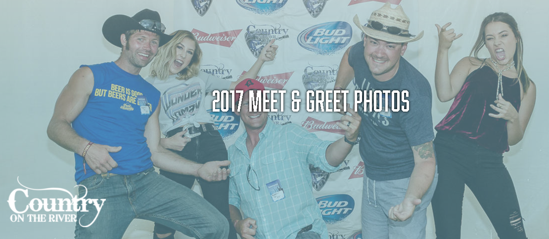 Country On The River Meet & Greet Photos
