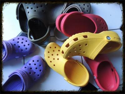Say Goodbye To Crocs!