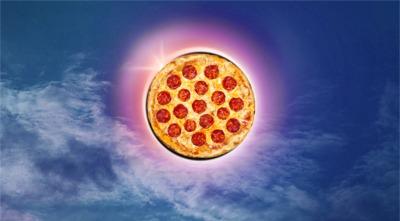"The Sun Eclipses ""The Hut"""