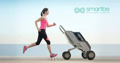 How Many Of You Could Use An 'Intelligent Stroller?""