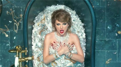 Diamonds Are Taylor's Best Friend