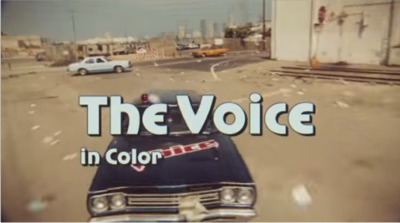 "It's Back To The 70's For ""The Voice"""
