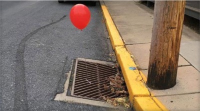"""It"" Scares The ^%%$ Out Of  A Pennsylvania Town"