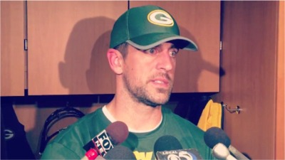 Aaron Rodgers Asks Fans To Link Arms Thursday Night