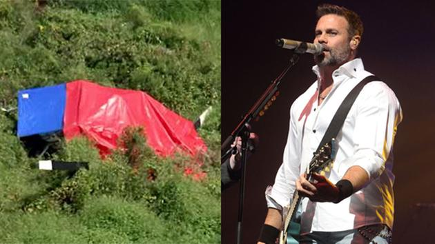 Troy Gentry Killed In A Helicopter Crash