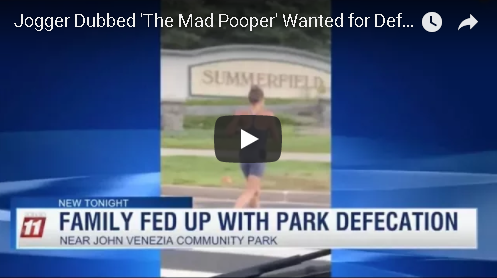 Colorado Springs Has A Mad Pooper Running Around