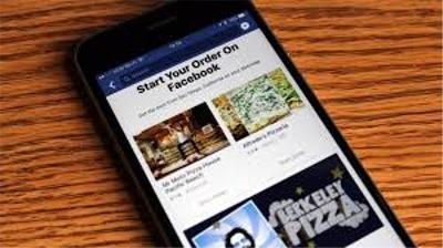 Facebook Food Is Here